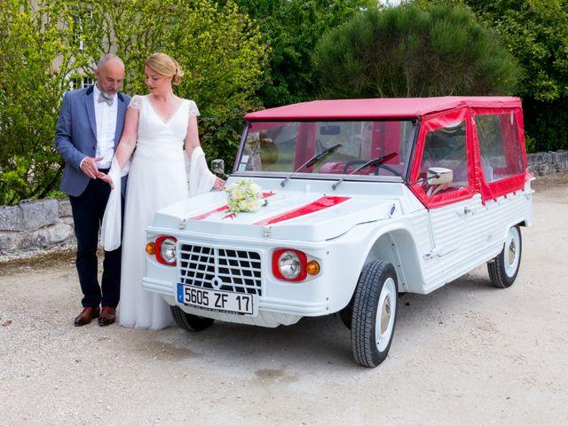 Le mariage de David et Kathy à Benon, Charente Maritime 128