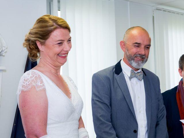 Le mariage de David et Kathy à Benon, Charente Maritime 134