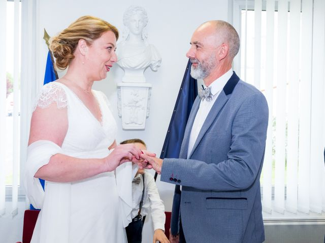 Le mariage de David et Kathy à Benon, Charente Maritime 135