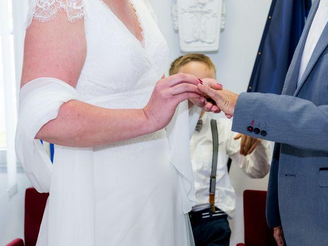 Le mariage de David et Kathy à Benon, Charente Maritime 136