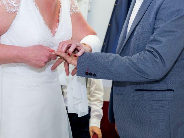 Le mariage de David et Kathy à Benon, Charente Maritime 137