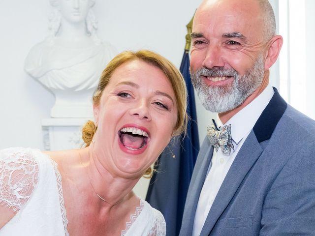 Le mariage de David et Kathy à Benon, Charente Maritime 138