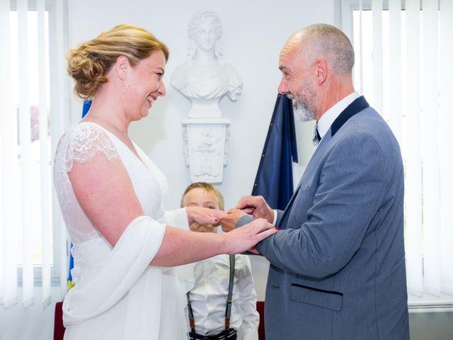 Le mariage de David et Kathy à Benon, Charente Maritime 141