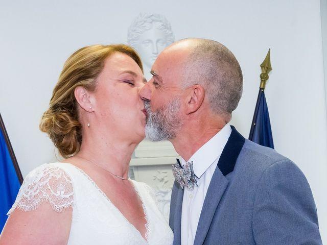 Le mariage de David et Kathy à Benon, Charente Maritime 142