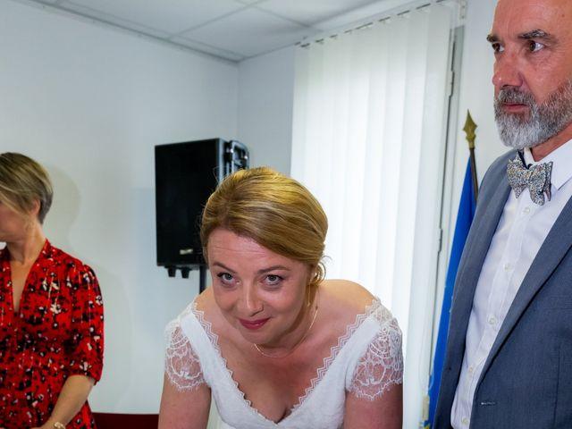 Le mariage de David et Kathy à Benon, Charente Maritime 144
