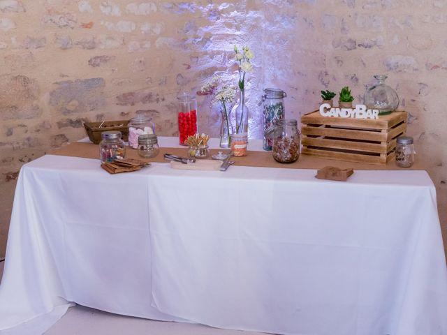 Le mariage de David et Kathy à Benon, Charente Maritime 156