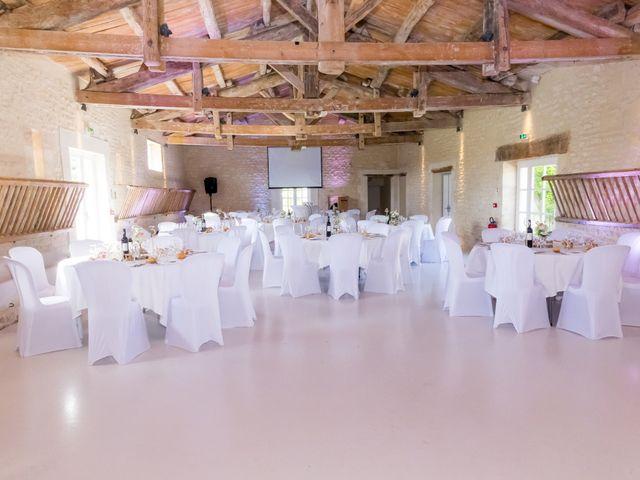 Le mariage de David et Kathy à Benon, Charente Maritime 163