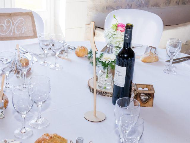 Le mariage de David et Kathy à Benon, Charente Maritime 170