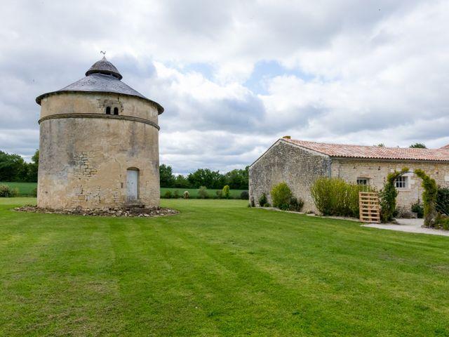 Le mariage de David et Kathy à Benon, Charente Maritime 183
