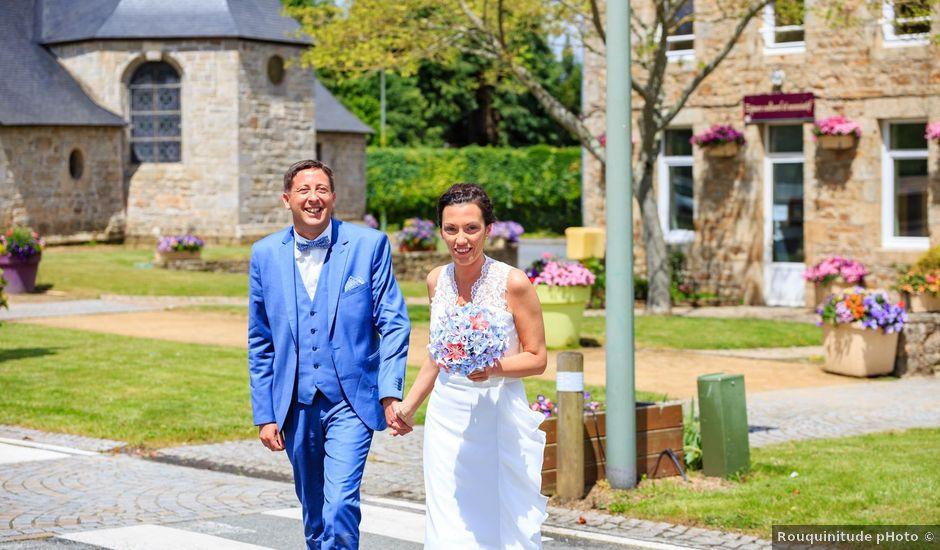 Le mariage de Goulven et Stéphanie à Pabu, Côtes d'Armor
