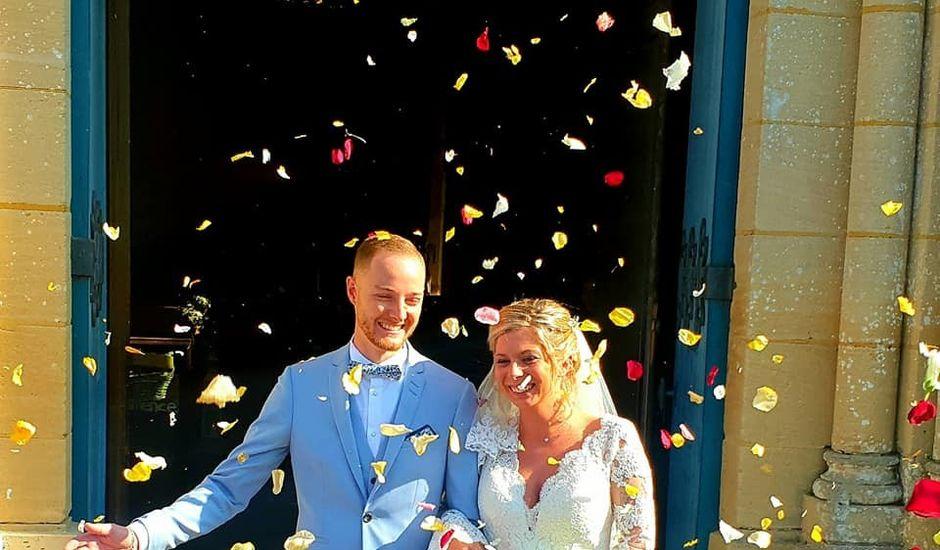 Le mariage de Ludovic et Valentine à Douvres-la-Délivrande, Calvados