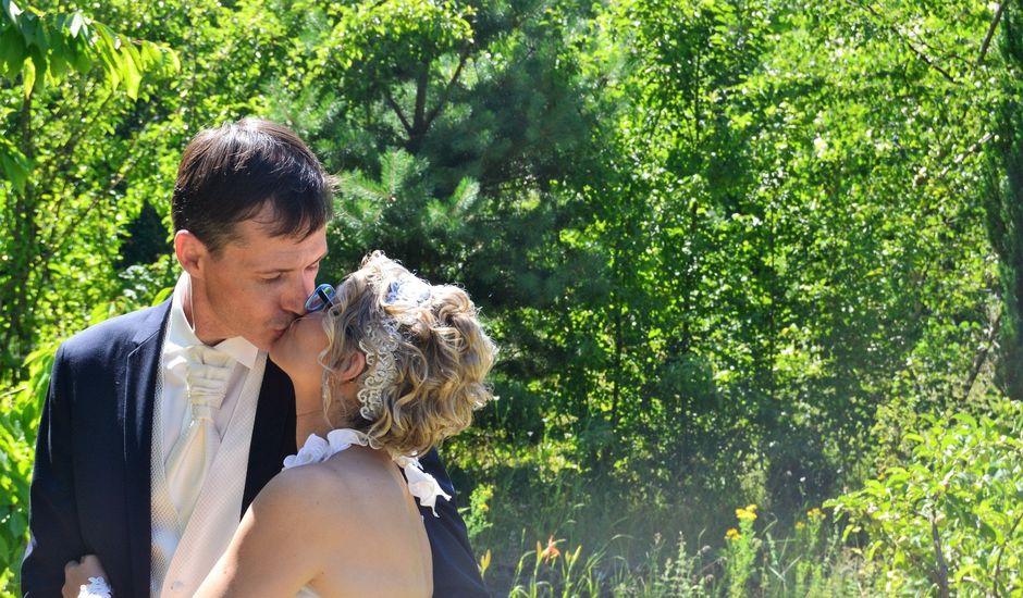 Le mariage de Yannick et Emmanuelle à Vicdessos, Ariège