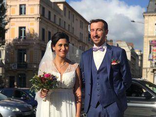 Le mariage de Fatma et Florian  2