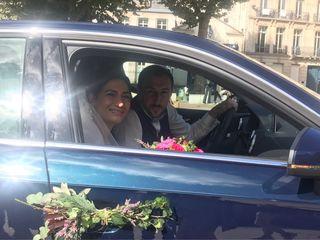 Le mariage de Fatma et Florian  3