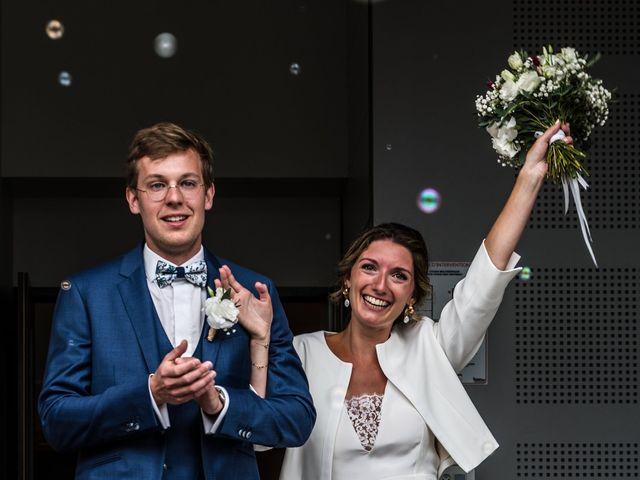 Le mariage de Thomas et Estelle à Syam, Jura 6