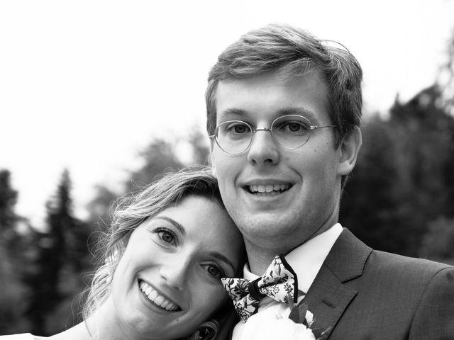 Le mariage de Thomas et Estelle à Syam, Jura 8