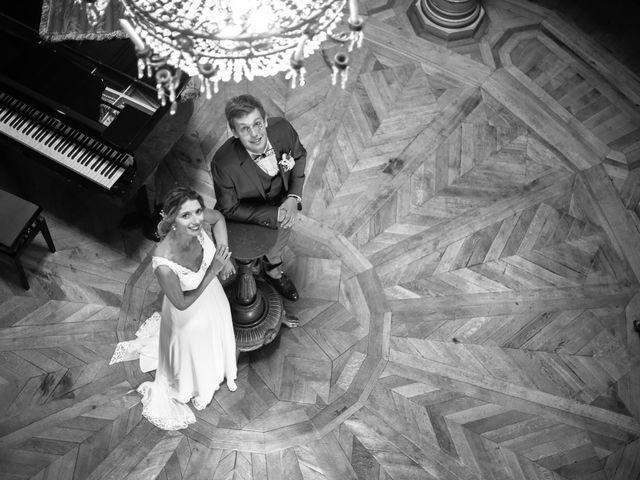 Le mariage de Thomas et Estelle à Syam, Jura 14