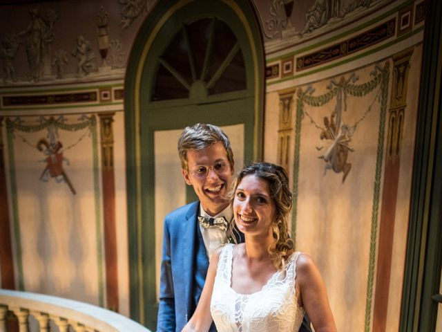 Le mariage de Thomas et Estelle à Syam, Jura 15