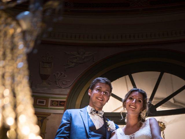 Le mariage de Thomas et Estelle à Syam, Jura 16