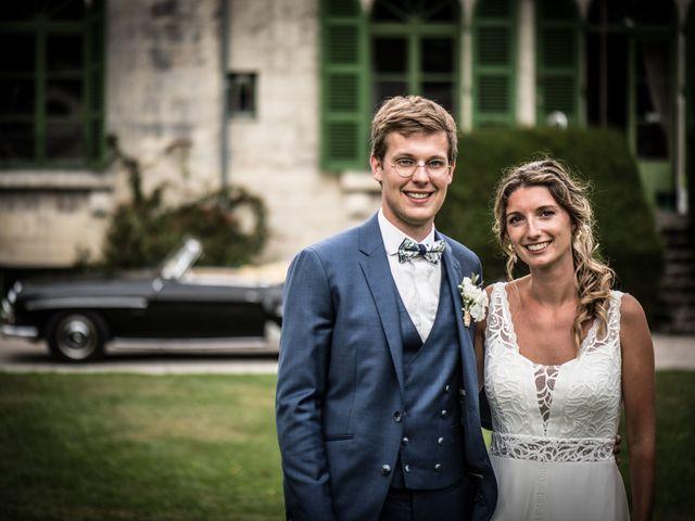 Le mariage de Thomas et Estelle à Syam, Jura 17