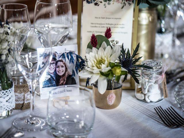 Le mariage de Thomas et Estelle à Syam, Jura 18