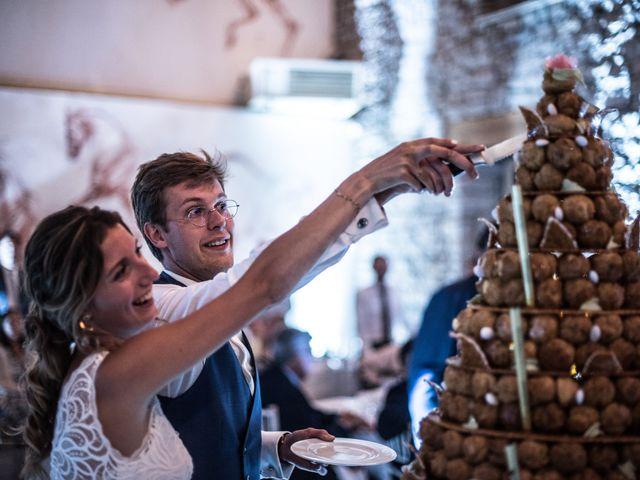 Le mariage de Thomas et Estelle à Syam, Jura 20
