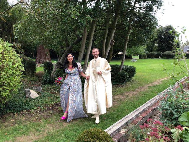 Le mariage de Fatma et Florian