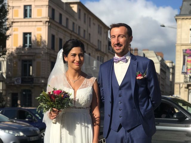 Le mariage de Florian  et Fatma à Rouen, Seine-Maritime 1