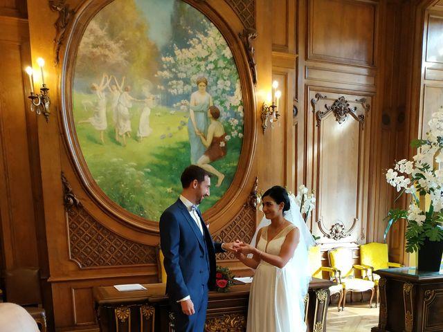 Le mariage de Florian  et Fatma à Rouen, Seine-Maritime 4