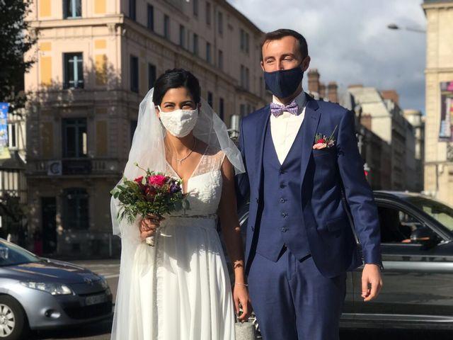 Le mariage de Florian  et Fatma à Rouen, Seine-Maritime 6