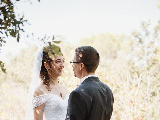 Le mariage de Mickaël et Aude à Nîmes, Gard 18