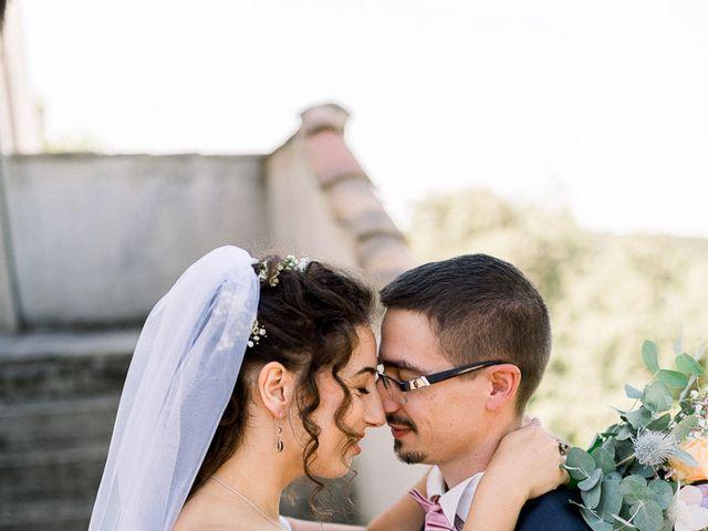 Le mariage de Mickaël et Aude à Nîmes, Gard 20