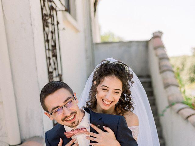 Le mariage de Mickaël et Aude à Nîmes, Gard 22