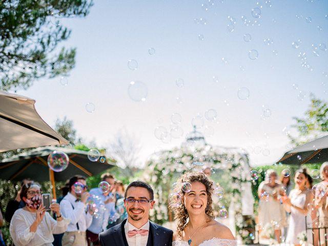 Le mariage de Mickaël et Aude à Nîmes, Gard 31