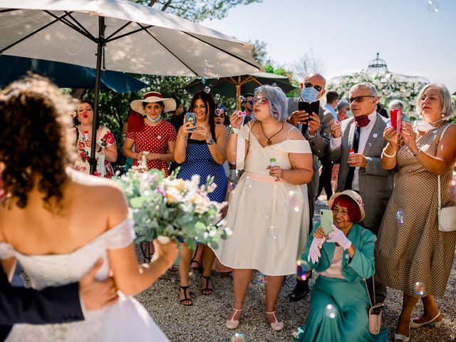 Le mariage de Mickaël et Aude à Nîmes, Gard 32