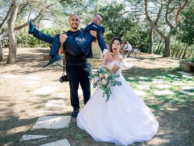 Le mariage de Mickaël et Aude à Nîmes, Gard 33