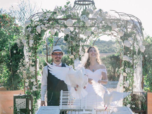 Le mariage de Mickaël et Aude à Nîmes, Gard 36