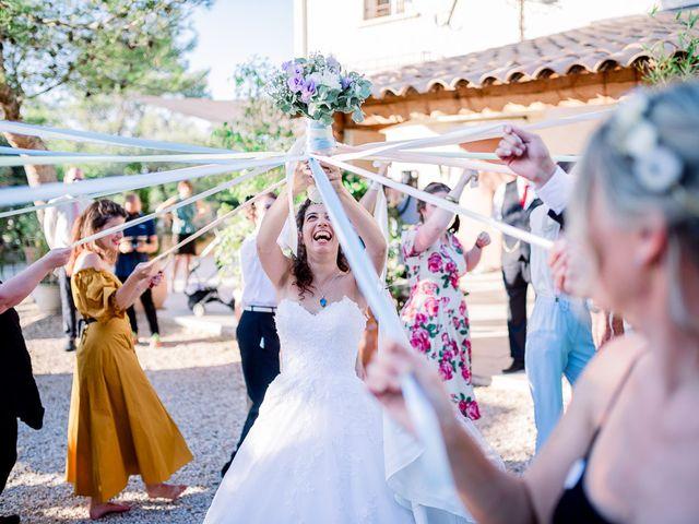 Le mariage de Mickaël et Aude à Nîmes, Gard 38