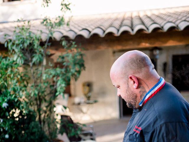 Le mariage de Mickaël et Aude à Nîmes, Gard 42