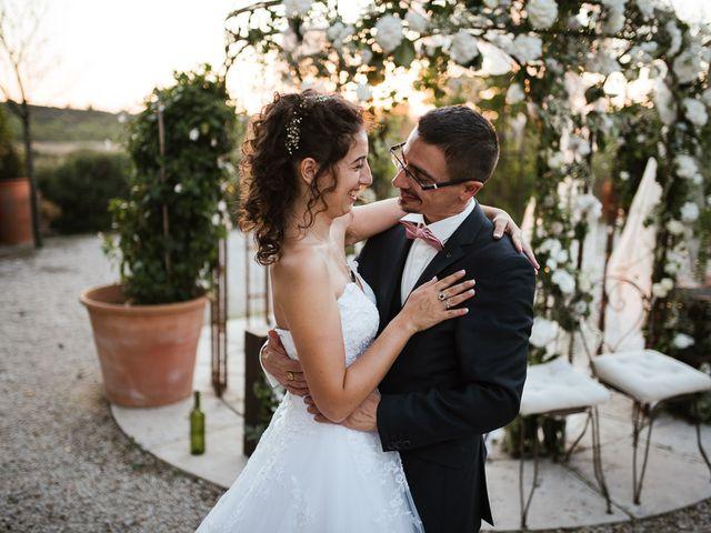 Le mariage de Mickaël et Aude à Nîmes, Gard 51