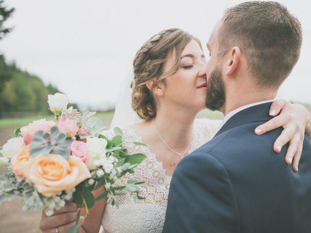 Le mariage de Gaëtan et Alicia à Cottance, Loire 13