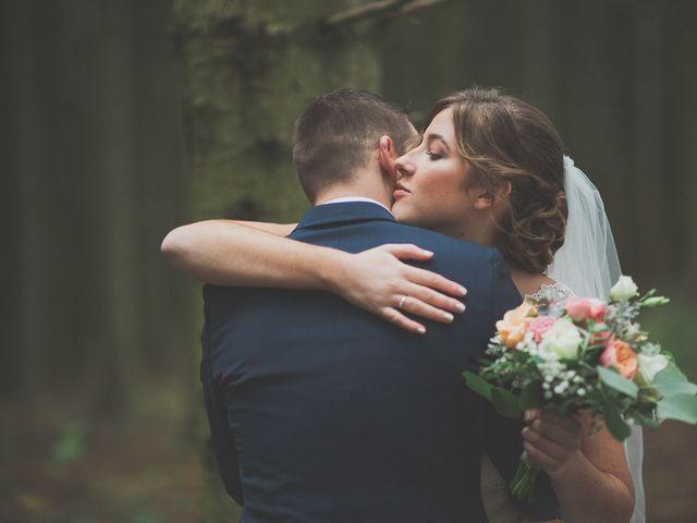 Le mariage de Alicia et Gaëtan