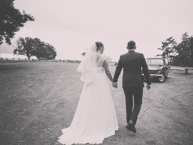 Le mariage de Gaëtan et Alicia à Cottance, Loire 21