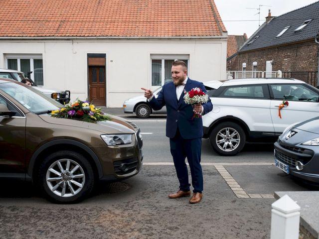 Le mariage de Guillaume et Anne à Douai, Nord 8