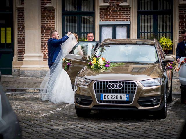 Le mariage de Guillaume et Anne à Douai, Nord 17