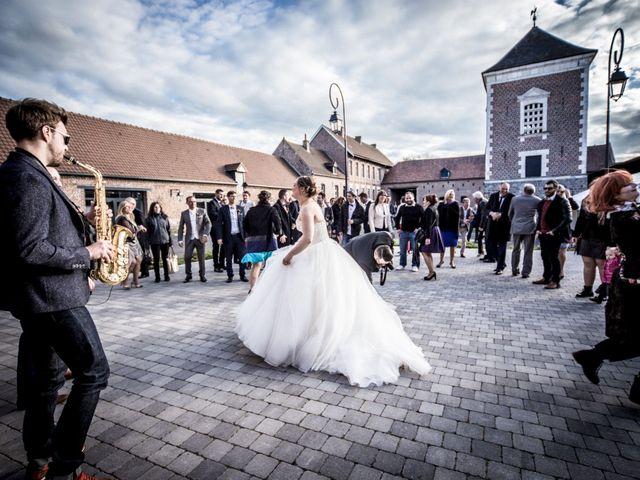 Le mariage de Guillaume et Anne à Douai, Nord 73