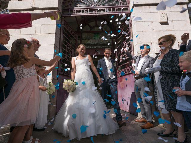 Le mariage de Nicolas et Clémence à Sète, Hérault 42