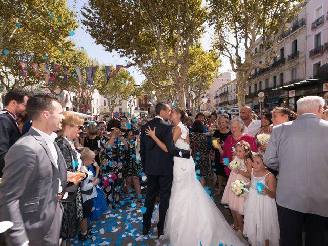 Le mariage de Nicolas et Clémence à Sète, Hérault 43