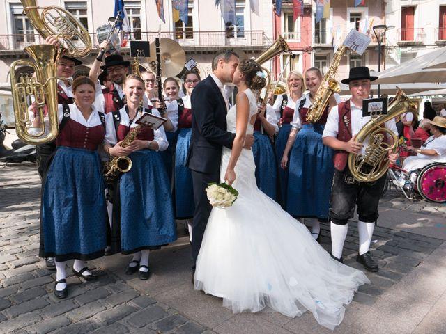 Le mariage de Nicolas et Clémence à Sète, Hérault 44