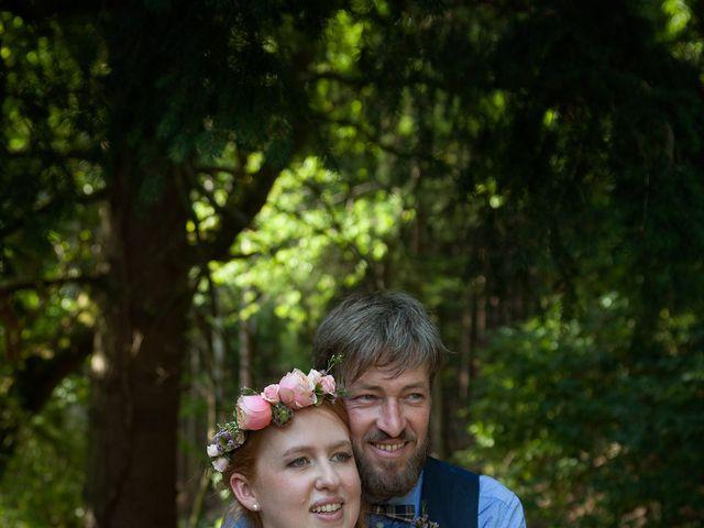 Le mariage de Jérôme et Julie à Oberhaslach, Bas Rhin 55